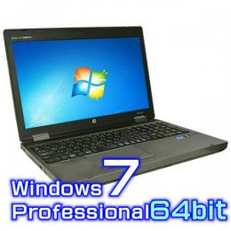 hp ProBook 6560b  【Windows7 Pro 64bit・Core i5・8GB・新品SSD】