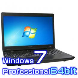 東芝 Satellite B651/D 【Windows7 Pro 64bit・Core i5・4GB・無線LAN・テンキー装備】