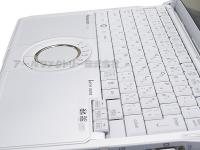 Panasonic レッツノート S10 CF-S10EWHDS【Windows7 Pro 64bit・Core i5・8GB・新品SSD】