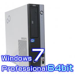 富士通 ESPRIMO D582/F【Windows7 Pro 64bit・Core i7・16GB・新品SSD・USB3.0】