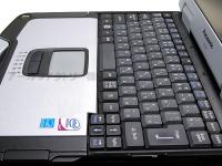 Panasonic TOUGHBOOK CF-30KW1AAS 【Windows7 Pro・無線LAN・DVD内蔵】