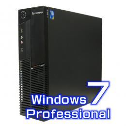 Lenovo ThinkCentre A58 7522-Q1J 【Windows7 Pro】