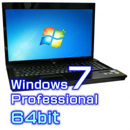 hp ProBook 4710s 【Windows7 Pro 64bit・17インチワイド液晶・Radeon】