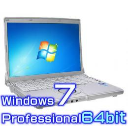 Panasonic レッツノート N10 CF-N10EWHDS【Windows7 Pro・Core i5・8GB】