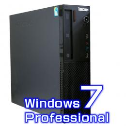 Lenovo ThinkCentre A70 【Windows7 Pro・DVDマルチ・リカバリ機能】