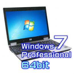 hp EliteBook 2540p 【Windows7 Pro 64bit・Core i7・メモリ4GB】