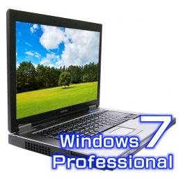 東芝 Satellite L21【Windows7 Pro・無線LAN・DVDマルチ】