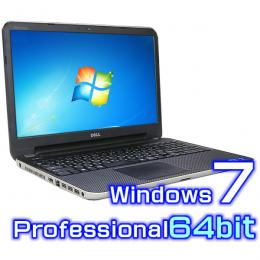 DELL Vostro 2521【Windows7 Pro 64bit・Core i5・8GB・新品SSD・USB3.0・テンキー有り】