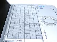 Panasonic レッツノート F10 CF-F10AWHDS 【Windows7 Pro・Core i5・無線LAN・新品SSD】