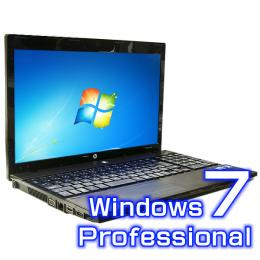 hp ProBook 4520s 【Windows7 Pro・Core i5・テンキー装備】
