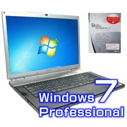 SONY VAIO VGN-FZ92NS 【Windows7 Pro・オフィス2007 Pro付き】