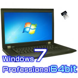 Lenovo ThinkPad L530 2478-1R4【Windows7 Pro 64bit・Core i5・USB3.0】