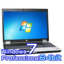 hp EliteBook 8730w mobile workstation【Windows7 Pro 64bit・QuadroFX】