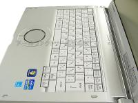 Panasonic レッツノート C1 CF-C1BDAEDS【Windows7 Pro・Core i5・8GB・新品SSD・リカバリ機能】