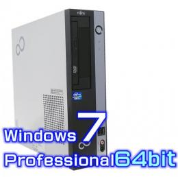 富士通 ESPRIMO D752/E【Windows7 Pro 64bit・Core i5・8GB・新品1TB・USB3.0】
