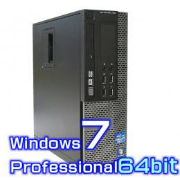 DELL Optiplex 9010【Windows7 Pro 64bit・Core i7・メモリ16GB・新品SSD+新品1TB】