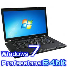 Lenovo ThinkPad W510 4319-3WJ 【Windows7 Pro 64bit・Core i7 4コア・Quadro】