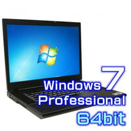 DELL Precision M4400【Windows7 Pro 64bit・4コア・Quadro FX】