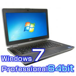 DELL Latitude E6420【Windows7 Pro 64bit・Core i5・NVIDIA NVS】