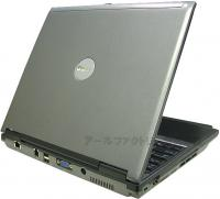 DELL Latitude D410 【WindowsXP Pro・SSD・無線LAN・外付けDVDコンボ】