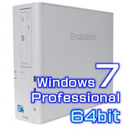 エプソン Endeavor AT980E 【Windows7 Pro 64bit・Core i5】