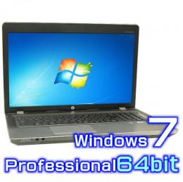 hp ProBook 4740s 【Windows7 Pro 64bit・Core i5・メモリ8GB・新品SSD・17インチ液晶】