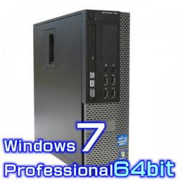 DELL Optiplex 790 【Windows7 Pro 64bit・Core i7・メモリ16GB・新品1TB】