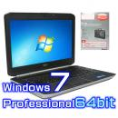 DELL Latitude E5420【Windows7 Pro 64bit・Core i5・新品1TB・オフィス2010 Pro付き】