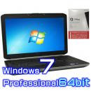 Dell Ltitude E5530ノートパソコン(Windows7 Pro Office2013H&B)